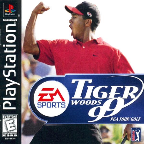 Tiger Woods Pga Tour  Psp